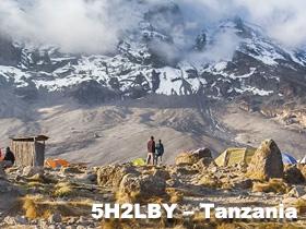 5H2LBY – Tanzania