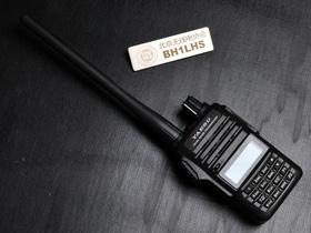 小身材,大味道 YAESU FT-4X 双频手持电台使用测评