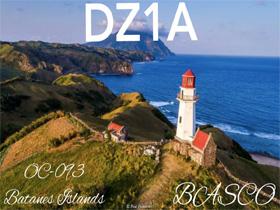 DZ1A / DU2巴丹群岛